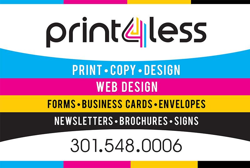 Print4less Online Printing Maryland Printing
