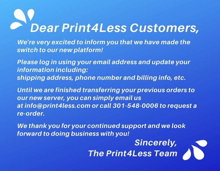 Print4less online printing maryland printing maryland print printing maryland printing maryland print maryland business cards business forms postcards flyers brochures maryland washington dc area reheart Image collections